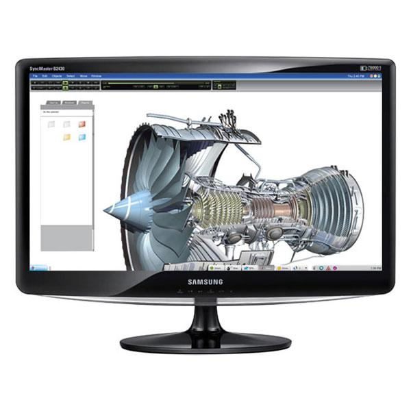 Samsung B2430H 24-inch 1080p LCD Computer Monitor (Refurbished)