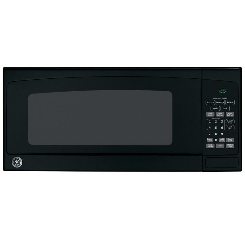 GE Spacemaker II JEM25DMBB Microwave Oven