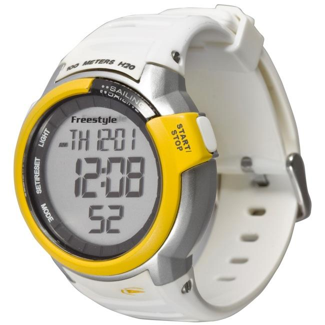 Freestyle Unisex 'Mariner' Japanese Quartz Digital Sailing Watch