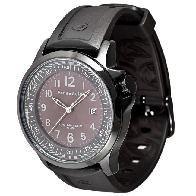 Freestyle Unisex 'Ranger' Rubber Strap Analog Watch