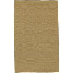 Hand-woven Gerald Natural Jute Rug (3'6 x 5'6)