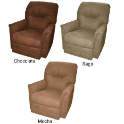 Serta® Motion-eaze Wall-hugger Theater Rocker Recliner Chair