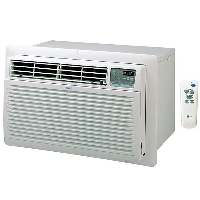 Shop Lg Lt1210cr 11 500 Btu 115 Volts Through The Wall Air