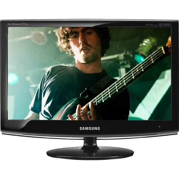 Samsung 2333HD 23-inch 1080p LCD Computer Monitor (Refurbished)