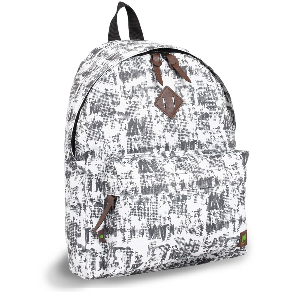 J World 'Kelley' White Frost 16-inch Mini Day Backpack