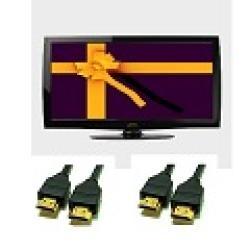 """Vizio RazorLED E320VP 32"""" LED-LCD TV (Refurbished) - Thumbnail 2"""
