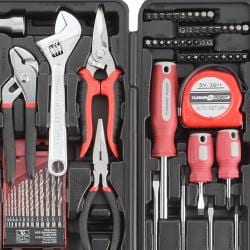 Turning Point 125-piece Home Essential Tool Set - Thumbnail 2
