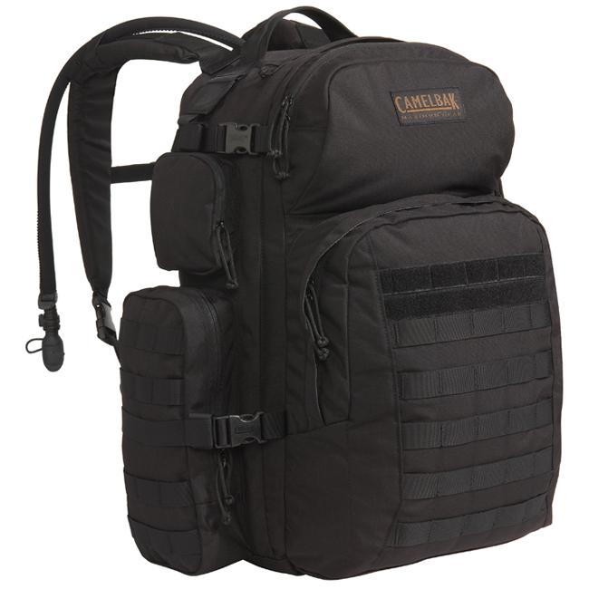 CamelBak BFM Black Cargo/ Hydration Backpack