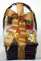 Gift Techs Mountain's Best Willow Keepsake Gift Basket - Thumbnail 1