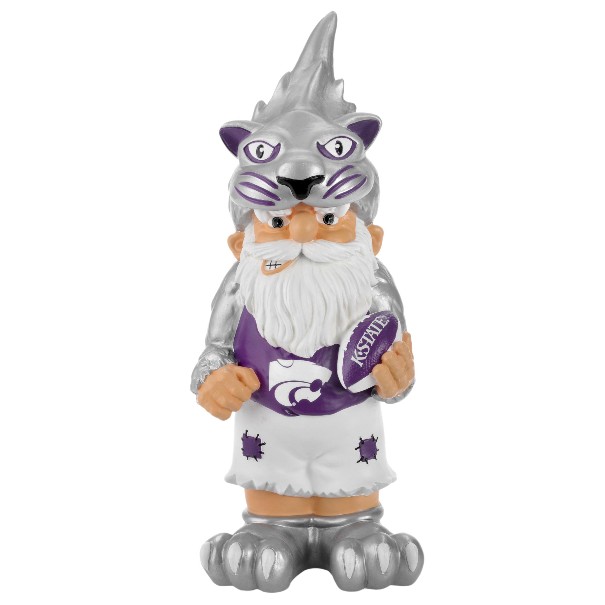 Kansas State Wildcats 11-inch Thematic Garden Gnome
