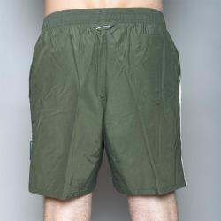Speedo Men's Green Twin Stripe Swimsuit - Thumbnail 2