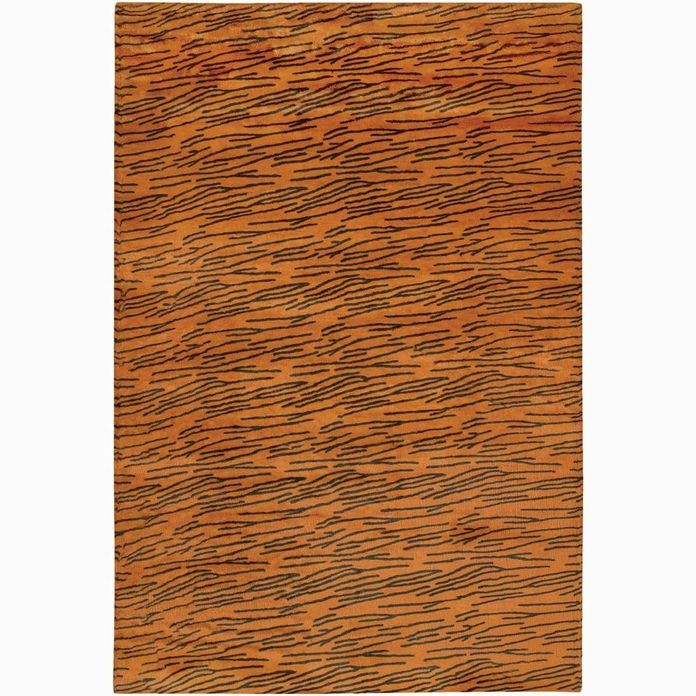 Hand-woven Mandara Rug (2' x 3')