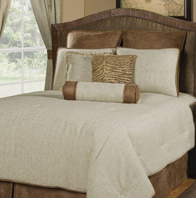 Pilar Queen-size 9-piece Comforter Set