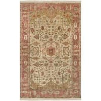 Hand-knotted Mesa Wool Area Rug (8' x 11')
