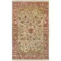 Hand-knotted Mesa Wool Area Rug (9' x 13')