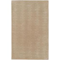 Hand-tufted Westminster Geometric Pattern Wool Area Rug (8' x 11') - 8' x 11' - Thumbnail 0