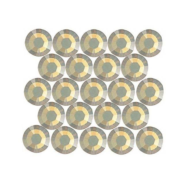 Beadaholique Light Grey Opal ss20 Crystal Flatback Rhinestones (Pack of 50)