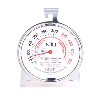 Miu Stainless Steel Oven Thermometer
