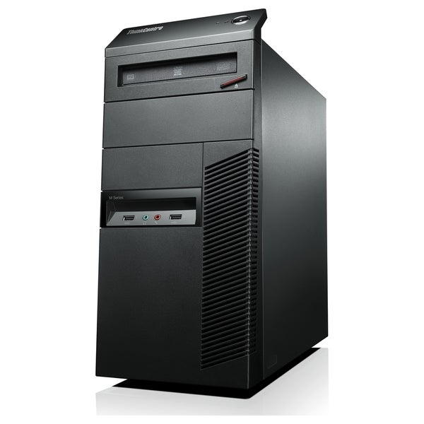 Lenovo ThinkCentre M82 3302F1U Desktop Computer - Intel Core i3 (3rd