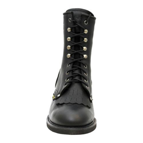 Men's Hypard 1175 Black Full Grain Leather - Thumbnail 2