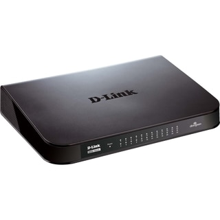 D-Link DGS-1024A 24-Port Gigabit Unmanaged Desktop Switch