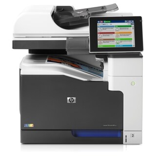HP LaserJet 700 M775DN Laser Multifunction Printer - Color - Plain Pa