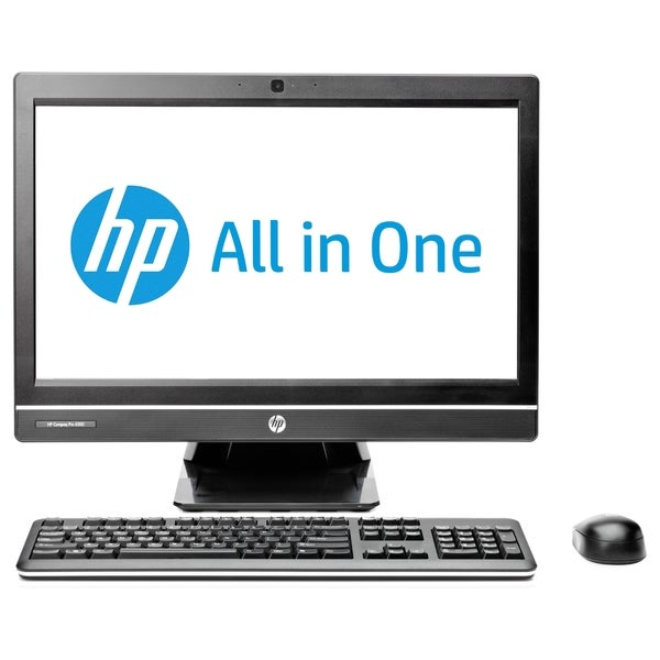 HP Business Desktop Pro 6300 All-in-One Computer - Intel Core i3 (3rd