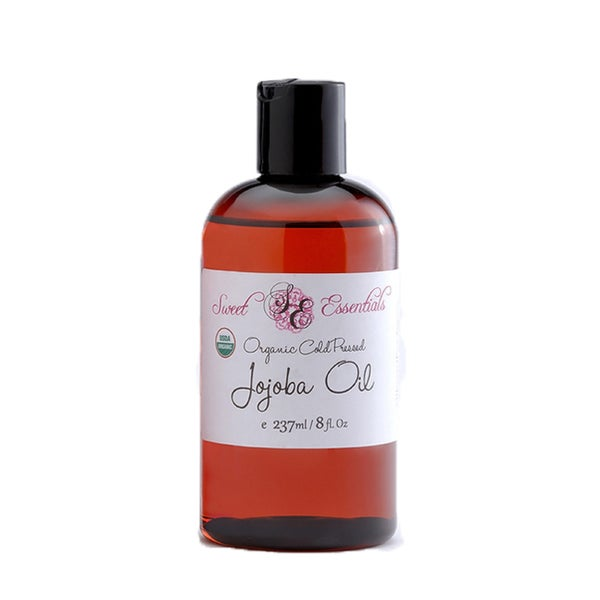 Sweet Essentials Organic Jojoba Oil