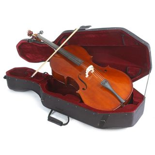 Euro-style Cello Set with Stand