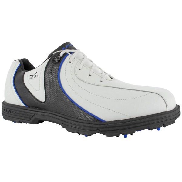 Hi-Tec V-Lite Men's Mission White/Black/Cobalt Golf Shoes