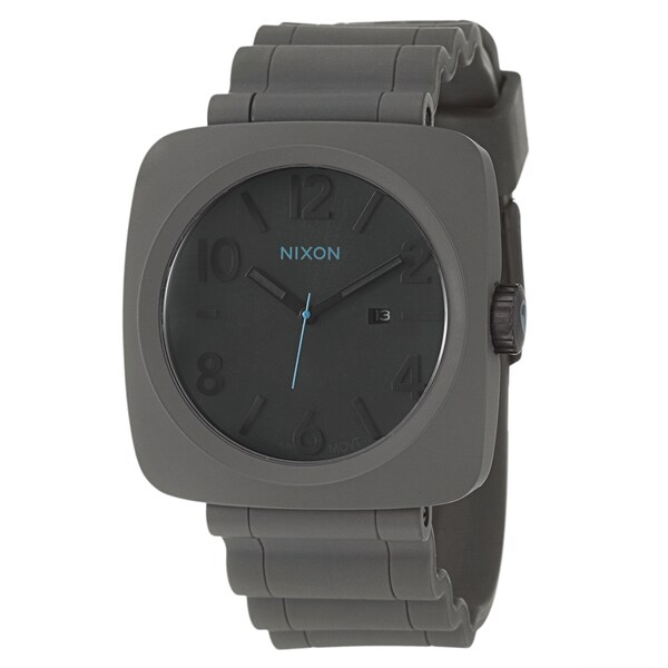 Nixon Men's Stainless-Steel 'Volta' Watch with Black Dial