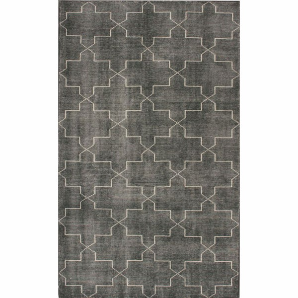 nuLOOM The Hand-knotted Wool Rug