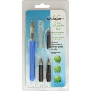 3 Nib Calligraphy Set-