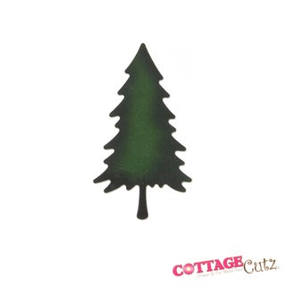 CottageCutz 1.75x1.75 Mini Tree Die