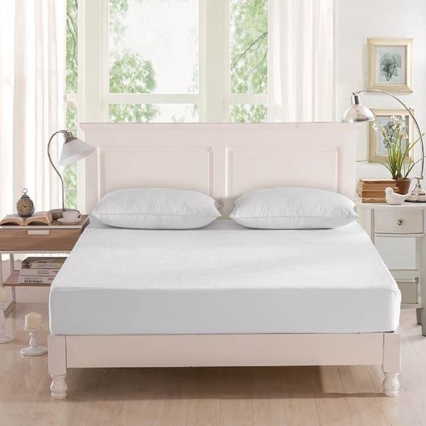 Bamboo Standard Memory Foam Cot Pillow Bed Baby Soft Toddler Sleeping Kids 1-4 X