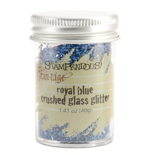 Stampendous Crushed-Glass Glitter 1 Ounce