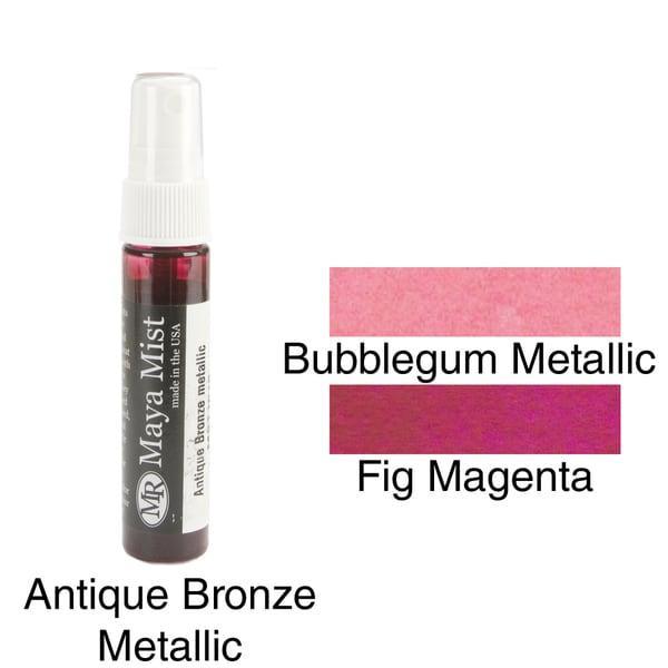 Maya Mist Water-Based Pigment 1 Ounce Pump Spray