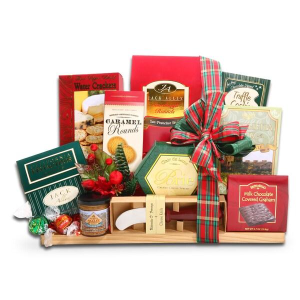 Alder Creek Gift Baskets Holiday Board Sampler
