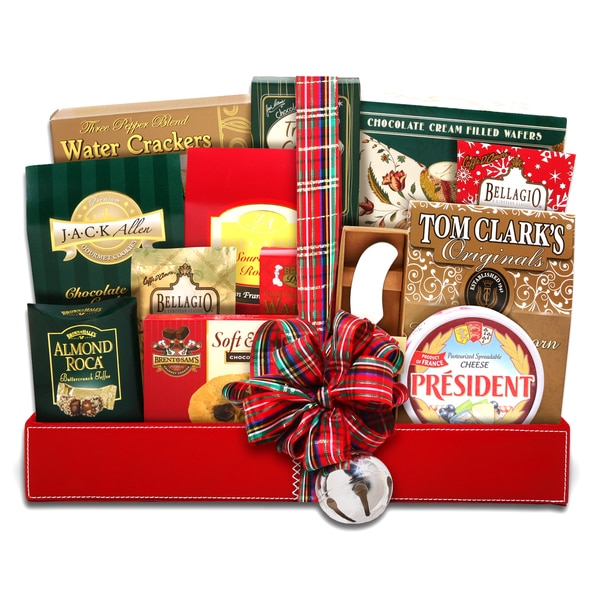 Alder Creek Gift Baskets Holiday Favorites Gift Basket