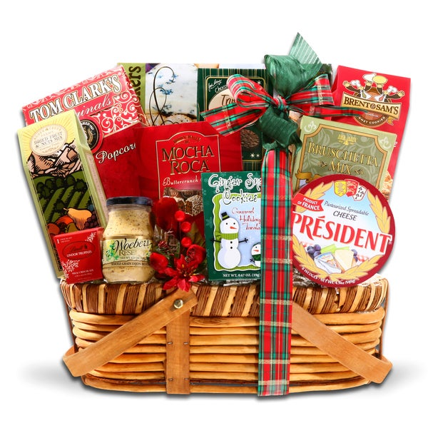 Alder Creek Gift Baskets Gourmet Traditions Gift Basket