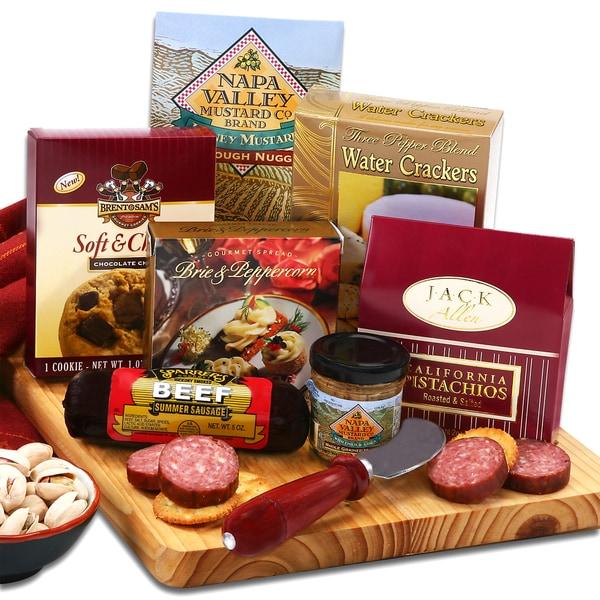 Alder Creek Gift Baskets A Cut Above 2012 Gift Basket