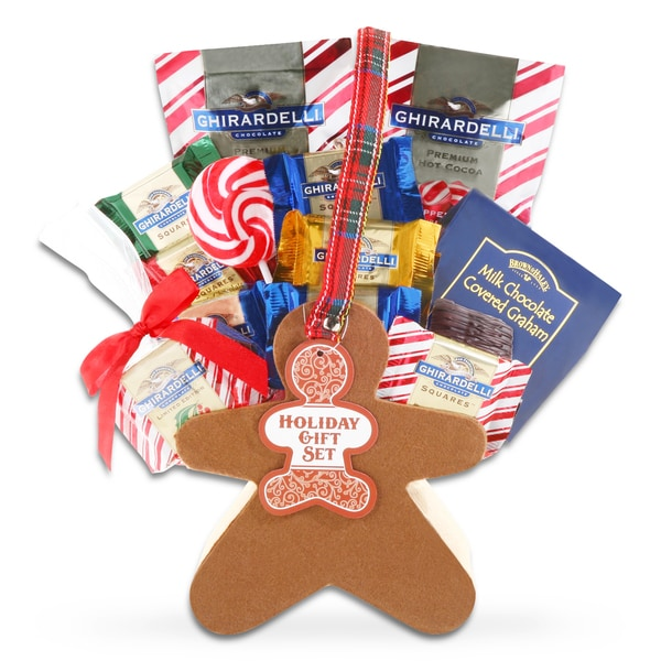 Alder Creek Gift Baskets Treats Gift Basket