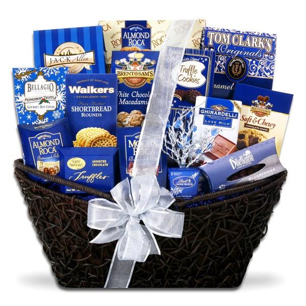 Alder Creek Gift Baskets Fireside Gourmet Chocolate Gift Basket