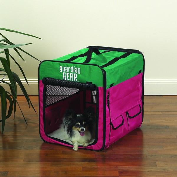 Pet Gear Pink Dog Crate