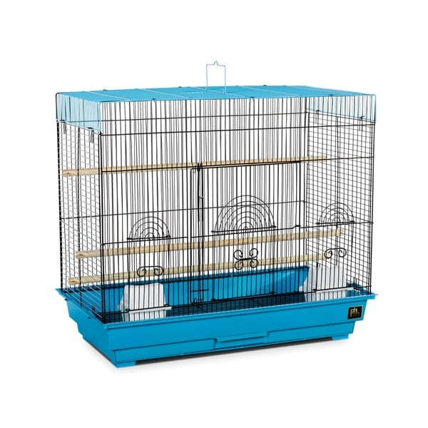 Prevue Pet Products Blue and Black Flight Cage