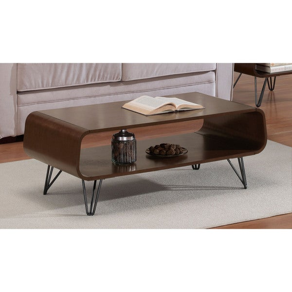 Mid Century Modern Coffee Table With Planter: Shop Jasper Laine Astro Mid Century Coffee Table