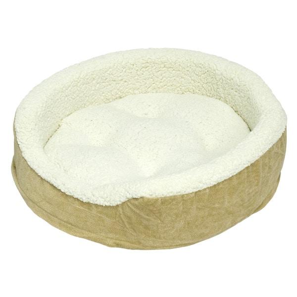 Oliver Foam Toast Medium Dog Bed (21 x 26 inches)