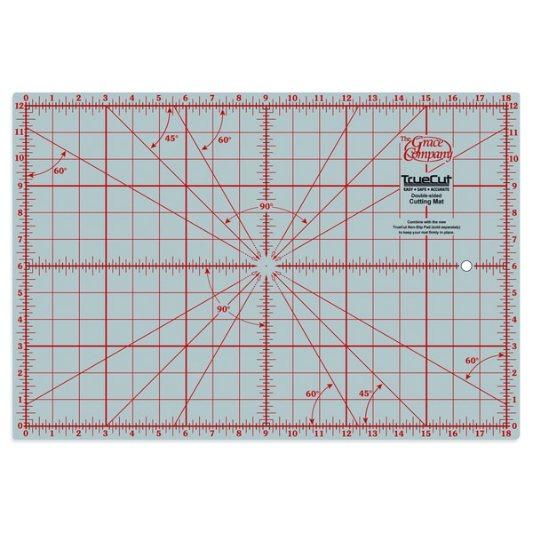 Shop Truecut Cutting Mat 12 X 18 Free Shipping On