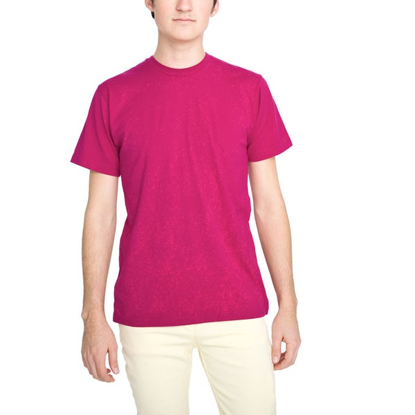American Apparel Men's Space Scape Jersey Tee-shirt