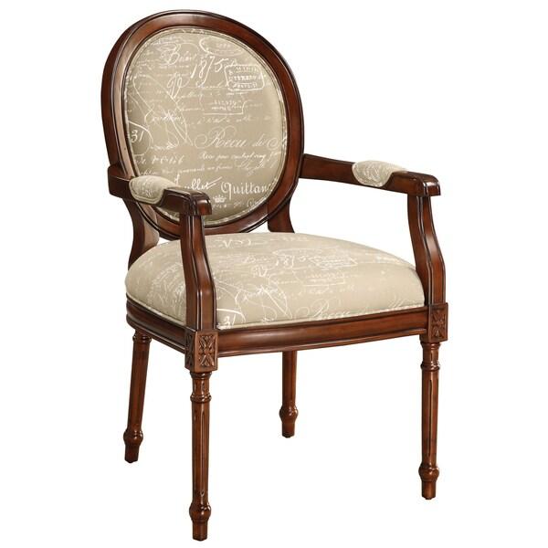 Creek Classics Accent Chair